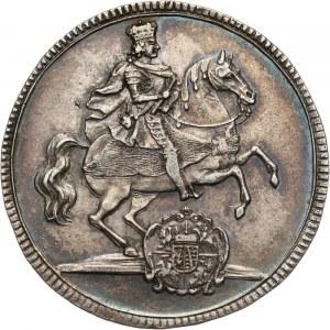 August II Mocny, półtalar wikariacki 1711 ILH, Drezno
