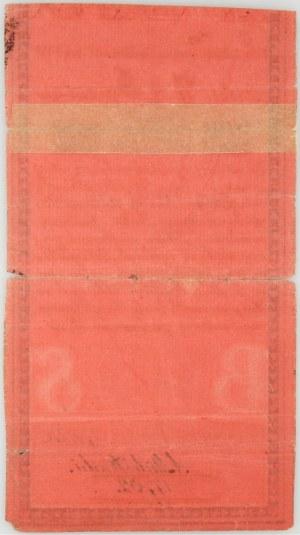 Insurekcja Kościuszkowska, 100 złotych 8.06.1794, seria C