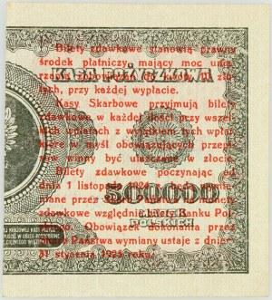 II RP, 1 grosz 28.04.1924, seria CG