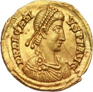 Cesarstwo Rzymskie, Arkadiusz 383-408, solidus, Ravenna