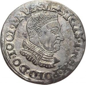 Zygmunt I Stary, trojak 1535, Toruń