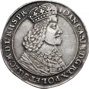 Jan II Kazimierz, talar 1649, Gdańsk