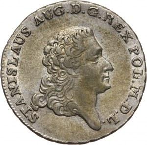 Stanisław August Poniatowski, dwuzłotówka 1766 FS, Warszawa