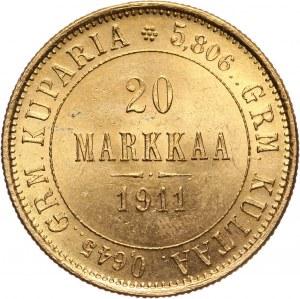 Finlandia, 20 marek 1911 L, Helsinki