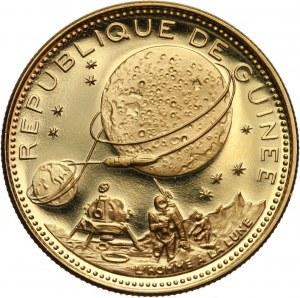 Gwinea, 2000 franków 1969, Apollo 11
