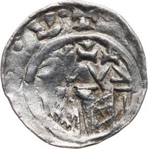 Władysław I Herman 1081-1102, denar
