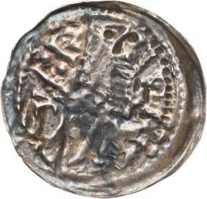 Śląsk, Księstwo Opolsko-Raciborskie, synowie Władysława II 1163-1177, denar