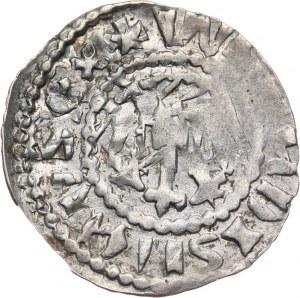 Władysław Jagiełło 1386-1434, półgrosz lwowski