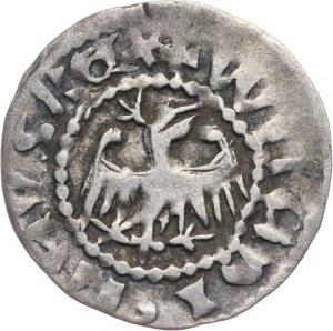 Władysław Jagiełło 1386-1434, półgrosz ruski