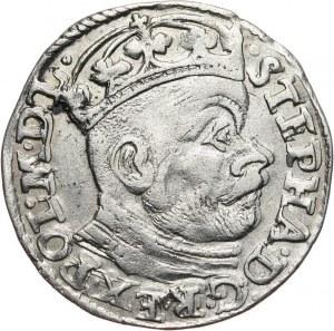 Stefan Batory, trojak 1583, Olkusz