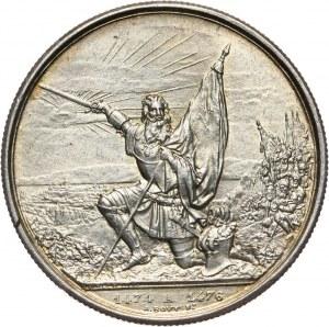 Szwajcaria, 5 franków (talar strzelecki) 1874, St. Gallen