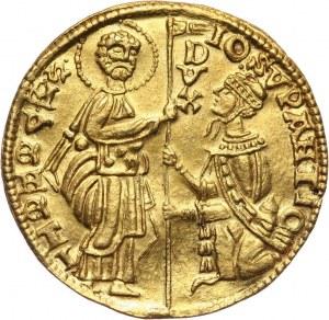 Włochy, Wenecja, Giovanni Soranzo 1312-1328, cekin