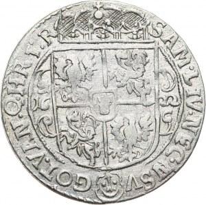 Zygmunt III Waza, ort 1622, Bydgoszcz