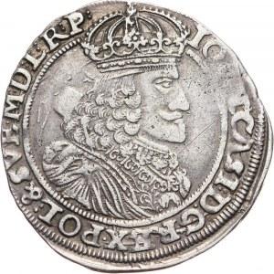 Jan II Kazimierz, ort 1653, Poznań