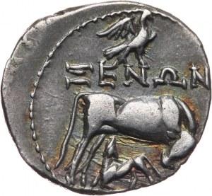 Grecja, Ilyria, Dyrrachium, drachma ok. 229-100 p.n.e.