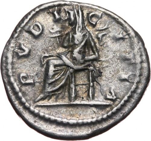 Cesarstwo Rzymskie, Julia Domna (żona Septymiusza Sewera) 193-211, denar, Rzym