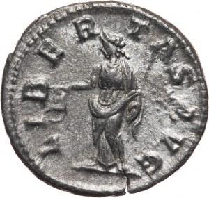 Cesarstwo Rzymskie, Elagabal 218-222, denar, Rzym