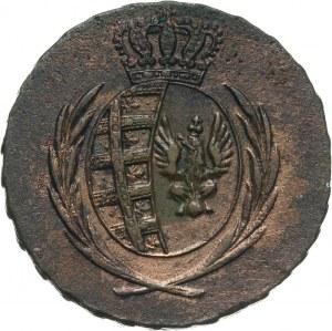 Księstwo Warszawskie, Fryderyk August I, 3 grosze 1811 IS, Warszawa