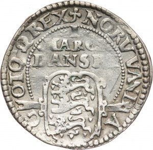 Dania, Krystian IV, 1 marka 1617