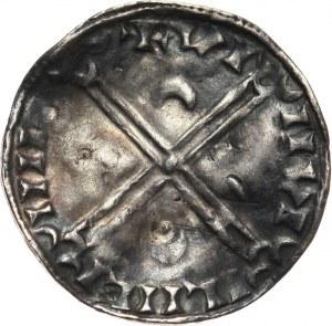 Dania, Swen II Estrydsen (1047-1075), denar, Lund