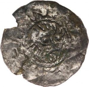 Niemcy, Jever, Bernard II von Sachsen (1011-1059), denar bez daty