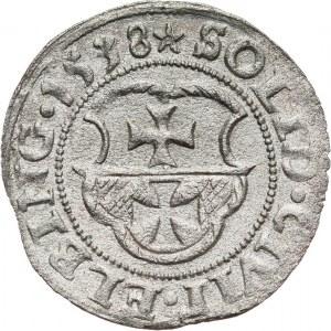 Zygmunt I Stary, szeląg 1538, Elbląg