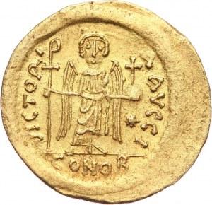 Bizancjum, Maurycy Tyberiusz, 582-602, solidus, Konstantynopol