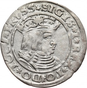 Zygmunt I Stary, grosz 1528, Toruń