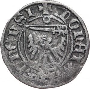 Kazimierz IV Jagiellończyk 1446-1492, szeląg, Toruń