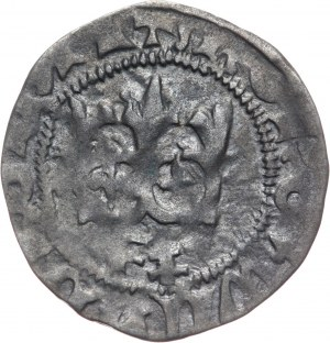 Władysław Jagiełło 1386-1434, półgrosz (1416-1422) F‡, Kraków