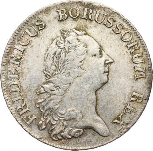 Niemcy, Brandenburgia-Prusy, Fryderyk II, talar 1774 A, Berlin