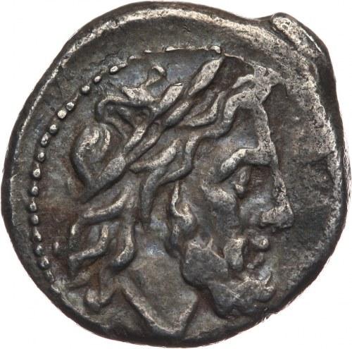 Republika Rzymska, wiktoriat anonimowy, 211-206 p.n.e., Rzym