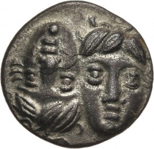 Greece, Moesia, Istros, Drachm 4th century BC