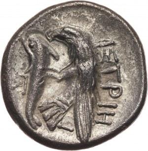 Greece, Moesia, Istros, Drachm 4th century BC