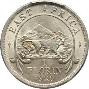 Brytyjska Afryka Wschodnia, Jerzy V, floren 1920 H