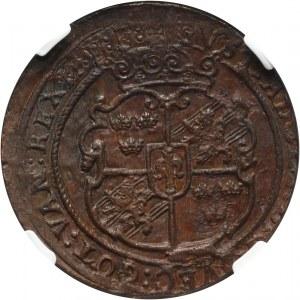 Szwecja, Gustaw II Adolf, ore 1629 (MDCXXIX), Nykoping