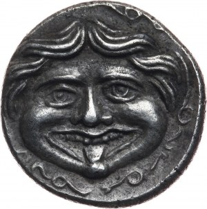 Greece, Mysia, Parion, Hemidrachm 4th century BC