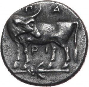 Greece, Mysia, Parion, Hemidrachm 4th century BC