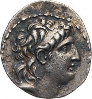 Grecja, Syria, Antioch VII Euergetes 138-129 p.n.e., tetradrachma, Antiochia