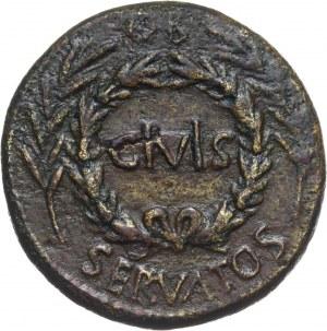 Cesarstwo Rzymskie, August 27 p.n.e. - 14 n.e., sesterc, Rzym