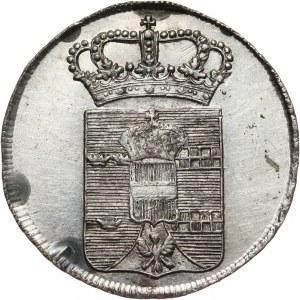 Galicja i Lodomeria, żeton w srebrze z 1773 roku, przyłączenie Galicji i Lodomerii do Austrii