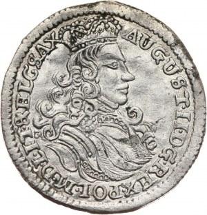 August II Mocny, szóstak 1706 LP, Moskwa