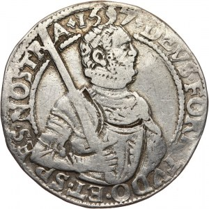 Niderlandy, Fryzja Zachodnia, 1/2 talara 1597