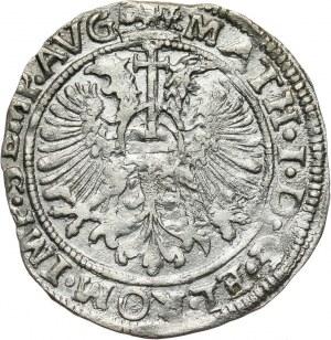 Niderlandy, Batenburg, Maksymilian von Bronckhorst (1602-1641), Adlerschilling (4 Stüber) bez daty, Batenburg