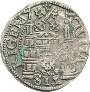 Inflanty, Ryga, ferding 1566