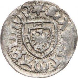 Zakon Krzyżacki, Marcin Truchsess von Wetzhausen 1477-1489, szeląg