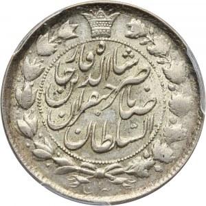 Iran, Naser ad-Din Szah, 2 kran AH1311 (1893)