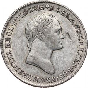 Królestwo Kongresowe, Mikołaj I, 1 złoty 1828 FH, Warszawa