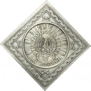 II RP, 10 złotych 1934, Warszawa, Piłsudski, klipa