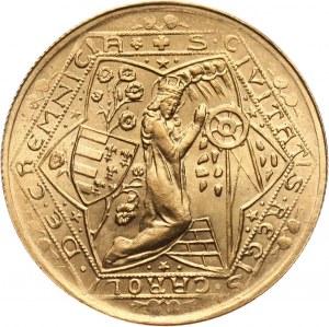 Czechosłowacja, dukat medalowy 1934/1971, Kremnica